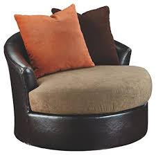 swivel accent chair. Signature Design By Ashley 2020244 Swivel Accent Chair H
