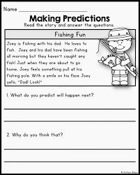 Making Predictions Worksheets 3Rd Grade Free Worksheets Library ...