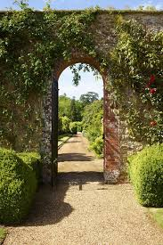 Small Picture Garden Archway at Bowood English Gardens Design Ideas