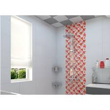 red glass mosaic tiles le tile hand paint tile kitchen wall tv wall backsplashes decor klgt371