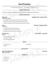Resume Templates Canada Free Charming Resume Template Canada With Resume Builder Free Online 23