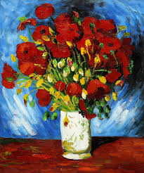 van gogh poppies i would love this print if there is one