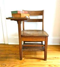 wooden school desk and chair. School Desk And Chair Vintage Chairs  Inspiring . Old Wooden E