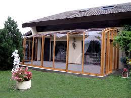 patio cover corso glass anthracite color