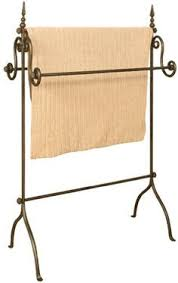 Oil Rubbed Bronze Metal Blanket Rack... for only $89.00 | Ideas ... & Oil Rubbed Bronze Metal Quilt Rack Welcome Home Accents http://www.amazon Adamdwight.com