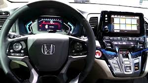 2018 honda odyssey touring elite. Delighful Elite And 2018 Honda Odyssey Touring Elite YouTube