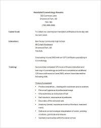 Resume Hair Stylist Free Hair Stylist Resume Templates Puentesenelaire Cover Letter