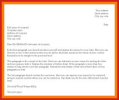 Official Mails Sample Formal Email Letter Good Resume Format
