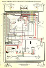 thesamba com karmann ghia wiring diagrams 1966 usa