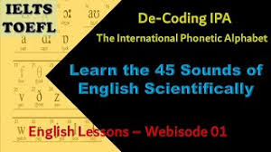 As noted in our 1999 handbook (appendix 4), modifications have always been the result of members making proposals for changes. De Coding Ipa Learn The 45 Sounds Of English Scientifically The International Phonetic Alphabet Youtube