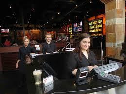Restaurant Hostess Hostesss When You Enter Picture Of Bjs Restaurant