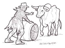 Small Picture Cowboy Coloring Pages GetColoringPagescom