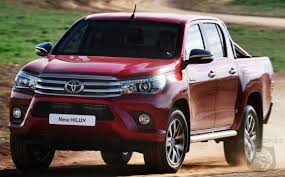 2018 toyota diesel truck. Brilliant Truck 2018 Toyota Hilux Facelift Intended Toyota Diesel Truck