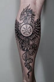 Tattoo Uploaded By Freddy Jörmungandr The World Serpent As The