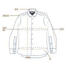Jacket Length Chart Sizing Chart Info Here Commonwealth Mfg