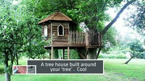 Cool Treehouses For Kids Treehouses For Kids Cool Ideas Bespoke Tree House Video