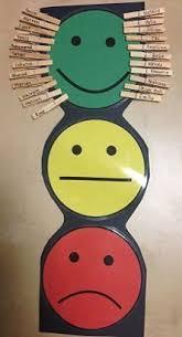 Traffic Light Discipline Chart I Like This Traffic Light Behaviour Management Chart Because