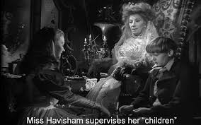 miss havisham essay examples for essays examples for essays aetr  norman holland on brian desmond hurst s a christmas carol orscrooge david lean great expectations 1946