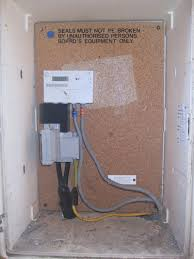 eec247 guide to dealing an electrical emergency inside the cupboard the incoming supply main fuse and digital meter