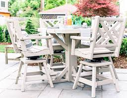 i m so excited to reveal our new maintenance free outdoor furniture from by the
