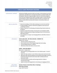 Sample Cover Letter For Child Care Assistant | Stibera Resumes Provider  Resume Photo Examples
