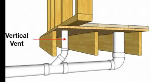 how to vent plumb a toilet 1 easy