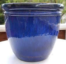 high quality large ceramic garden pots 2 large glazed