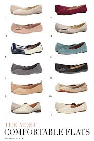 Most Comfortable Designer Heels 12 Of The Most Comfortable Flats Ever 2019