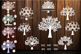 This free svg cutting file contains the following formats Family Tree Svg Trees Tree Cut File Tree Svg For Cutting 211594 Cut Files Design Bundles