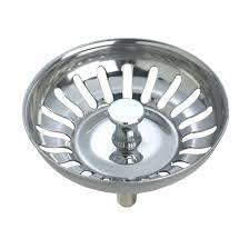 sink basket strainer sink basket strainer with peg post stainless steel basin kitchen sink waste basket