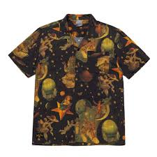 HUF x Smashing Pumpkins Tonight Tonight Short Sleeve Woven – The Shop  Streetwear