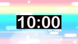 Ten Minutes Countdown Timer For Kids 10 Minutes Free Video Search Site Findclip