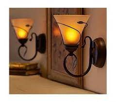 Shop wall sconces and a variety of lighting & ceiling fans products online at lowes.com. Qvc Flameless Wall Sconces The Average Consumer Battery Operated Wall Sconce Wall Sconces Indoor Wall Sconces