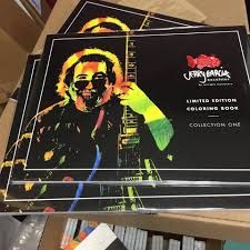 Collection one book by ted harrington, douglas brown gillespie, jeremy dean. Jerry Garcia Excelsior By Terrapin Stationers Posts Facebook