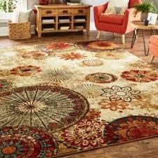 strata caravan fl medallion area rug rugs 8 x 10 5 6