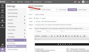 Program Notes Template How To Update Email Templates Posted In The Release Notes