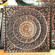 carved wall decor wood wall medallion white carved wood wall art wood medallion wall art carved