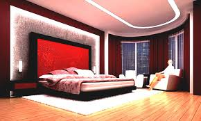 Red Bedroom For Couples Bedroom Wall Designs For Couples