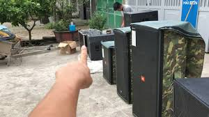 Thanh lý loa cũ , loa full và array có đủ , cả tủ máy cho ae sẵn đi làm .  lh 0363553277 - YouTube