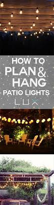 outdoor patio lighting ideas diy. Go Plug-free And Beautiful This Holiday Season With @Pier1Import\u0027s LED Outdoor Christmas Decor Collection! #pier1love #ad | Pinterest Patio Lighting Ideas Diy