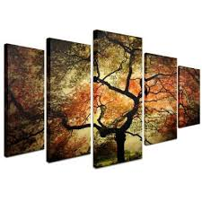 multi panel photography wall art