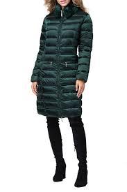<b>Пуховое пальто Conso</b> (Консо) арт WMF 180504 - TAIGA ...