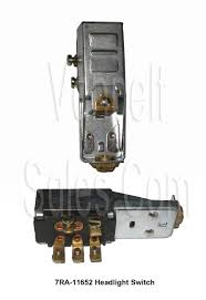 ford ignition and electrical parts prices page 3 Ford Headlight Switch Wiring Diagram For 1955 7ra 11652, headlight switch (less knob) screw terminal type 2000 Ford Headlight Switch Wiring Diagram