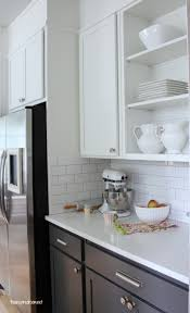 ... white cabinets, Tag For B amp q kitchen paint ideas : Color Scheme For  House .