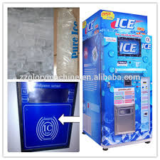 Vending Ice Machines For Sale Mesmerizing Hot Sale 48kg Bagged Ice Automatic Ice Vending Machine Commercial