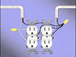 14 two gang receptacles double electrical outlet remodel ideas Float Switch Wiring Diagram 14 two gang receptacles double electrical outlet remodel ideas pinterest electrical outlets, outlets and electrical wiring