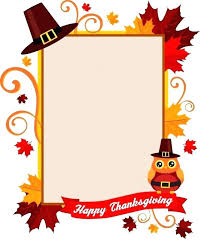 Closed Signs Template Turkey Holding Sign Happy Thanksgiving Significado Flowfood Co