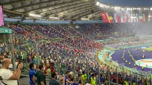 Euro2020 Italia - Turchia inno italiano - YouTube