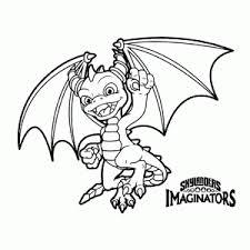 Skylanders Imaginators Coloring Pages Leuk Voor Kids