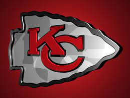 Established as the dallas texans in 1960, the kansas city chiefs logo had a cowboy running with a gun in hand and a red texas map in the background. Kc Chiefs Logo Taylor Blitz Times